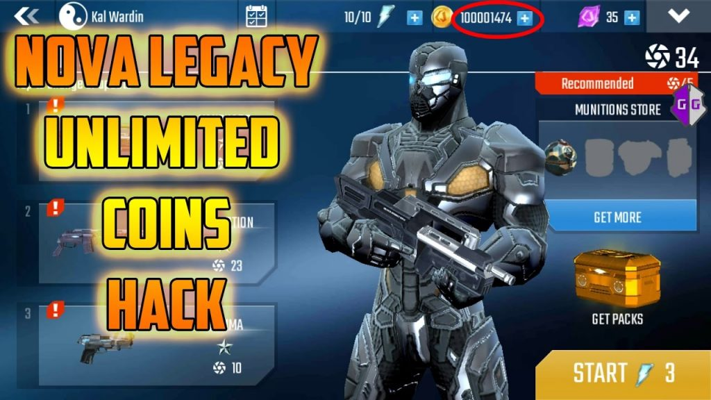 Download NOVA Legacy Mod Apk