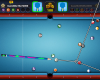 8 ball pool mod garis panjang
